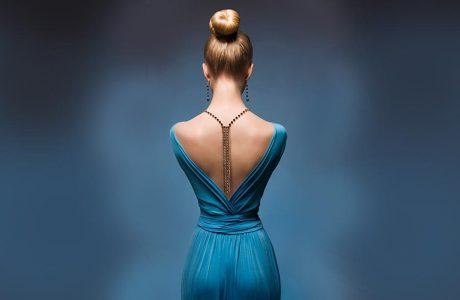 סטיילינג לשמלות ערב